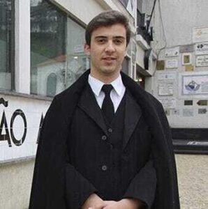 Presidente da Direção Geral da Associação Académica de Coimbra