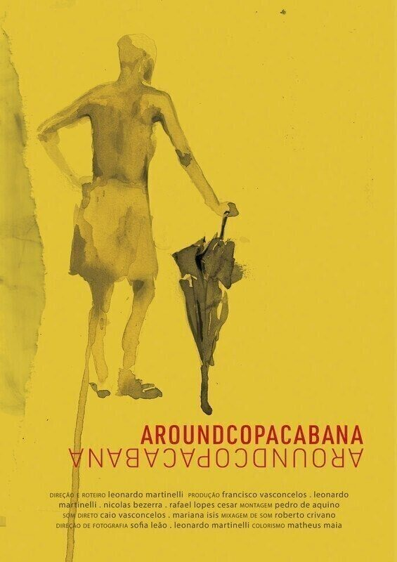 poster de Copacabana Madureira