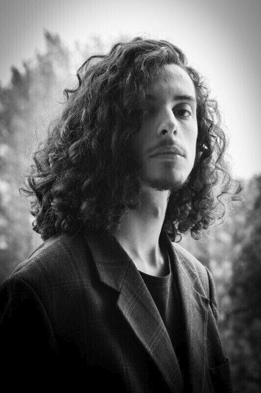 Retrato de Óscar Ferreira