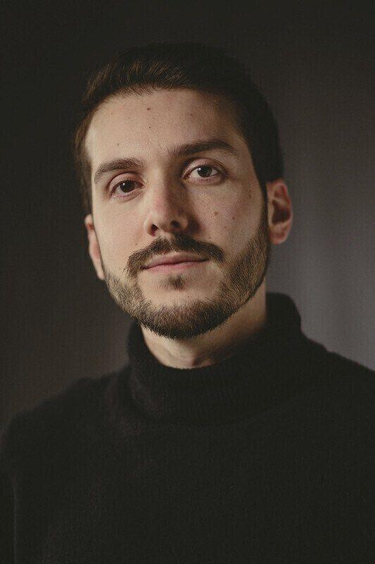 Retrato de Jean-Luc Moniz