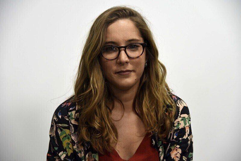 Retrato de Mariana Castiñeiras