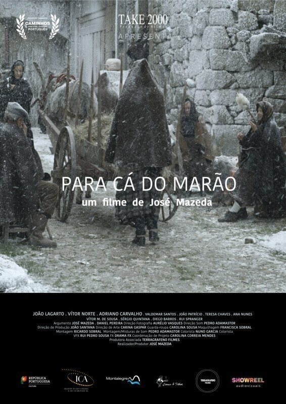 poster de Para Cá do Marão