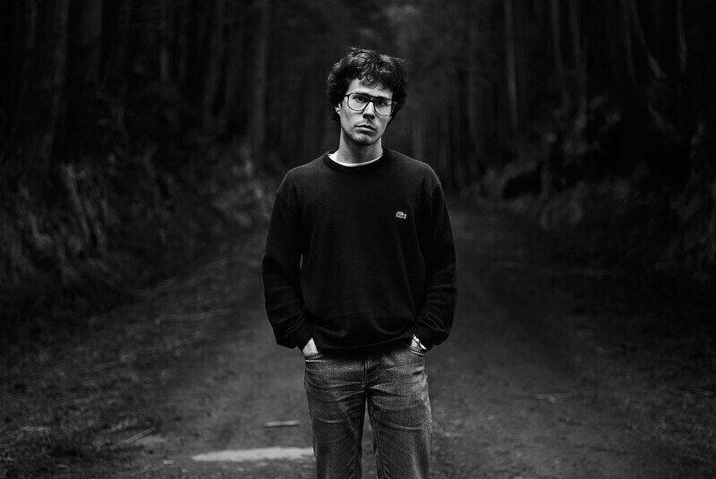 Retrato de David Pinheiro Vicente