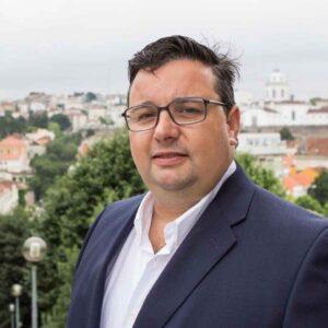 Presidente da União das Freguesias de Coimbra