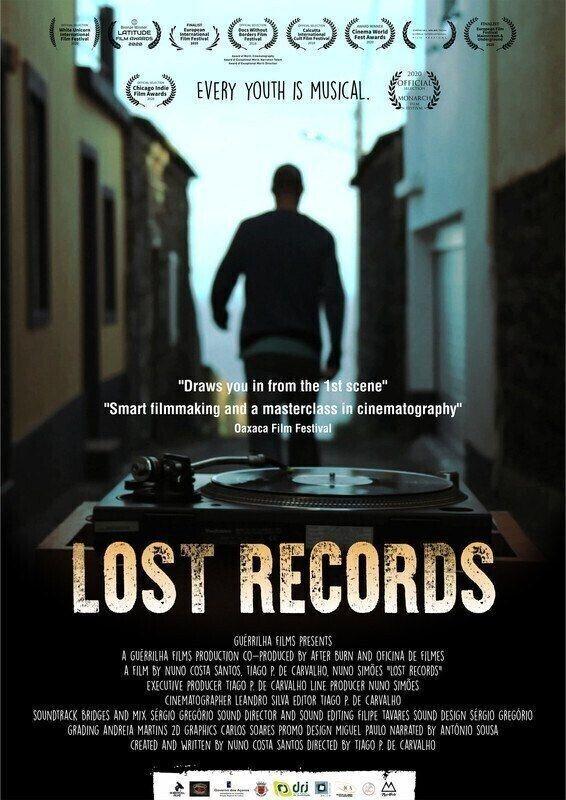 poster de Discos Perdidos