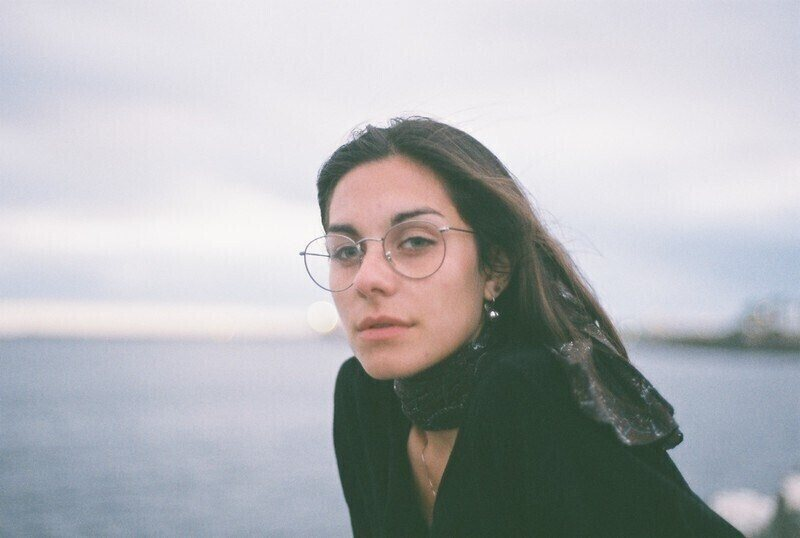 Retrato de Marianne Harlé