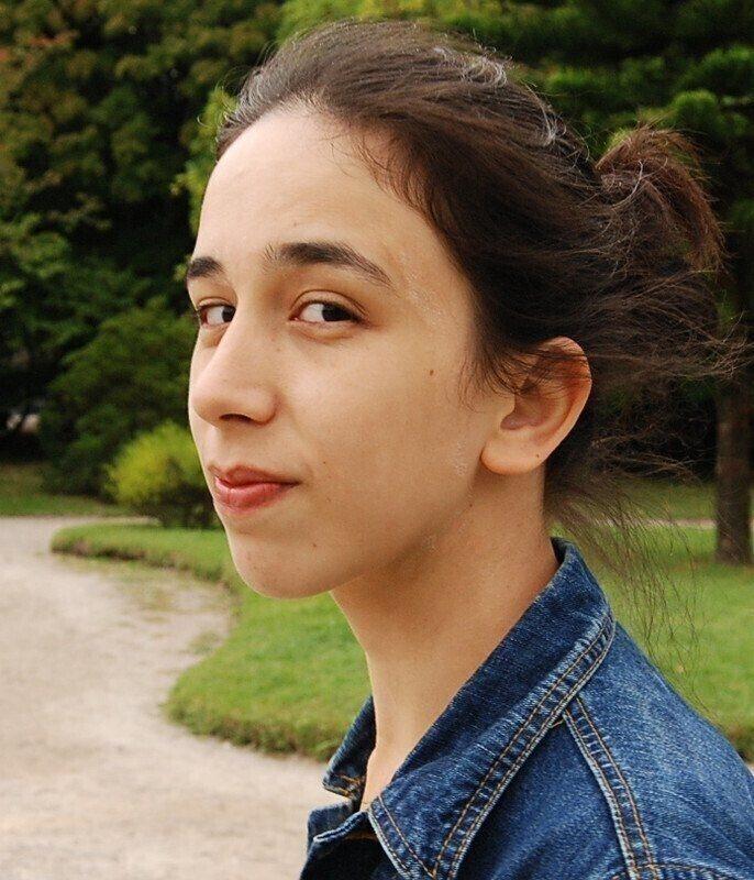 Retrato de Natália Azevedo Andrade