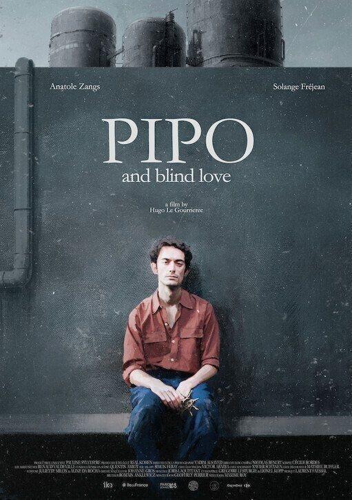 poster de Pipo et l'amour aveugle