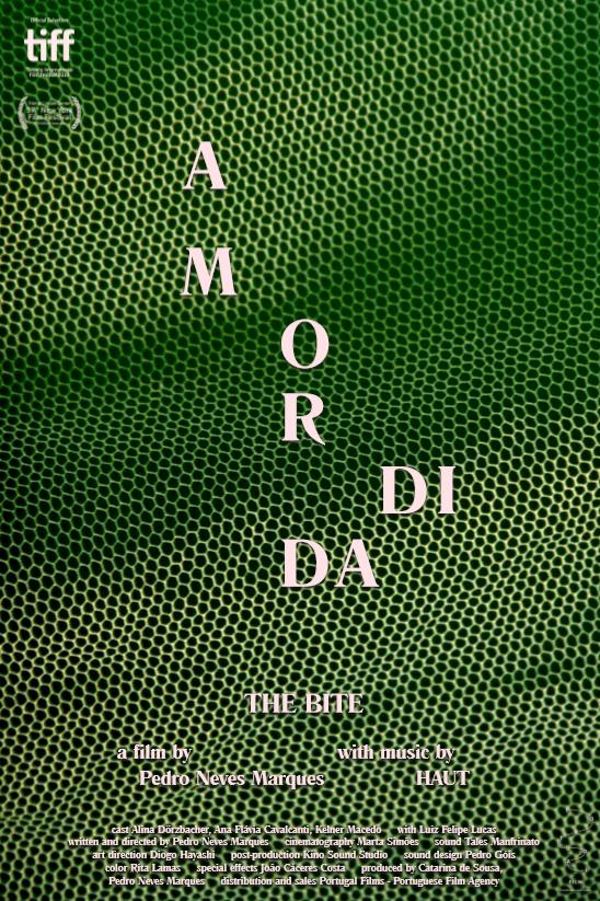 poster de A Mordida