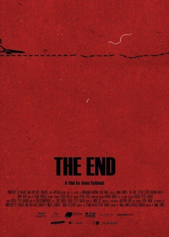 poster de A vége