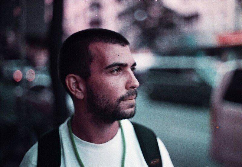 Retrato de André Carvalho