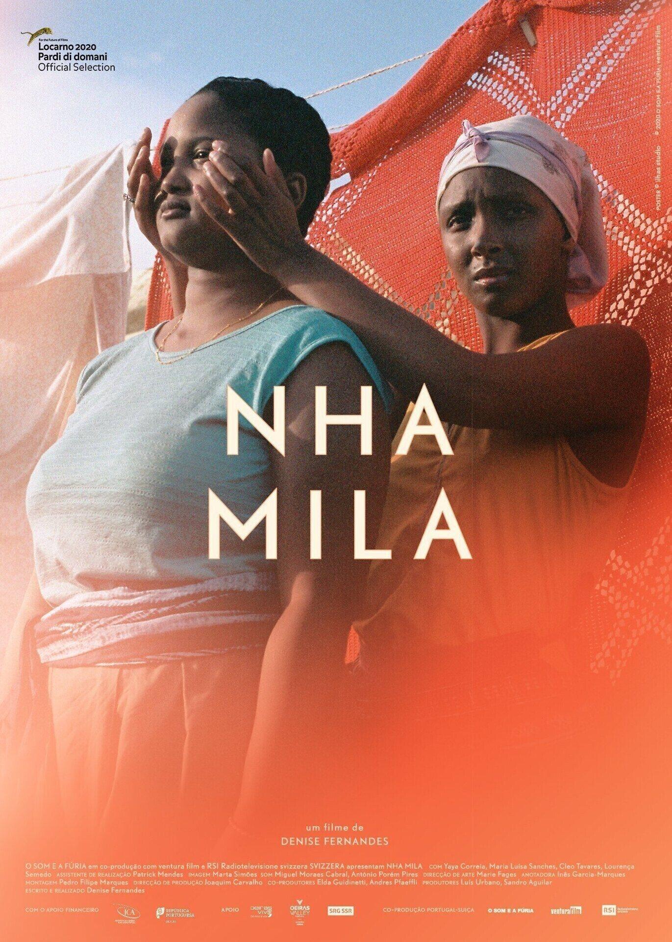 poster de NHA MILA