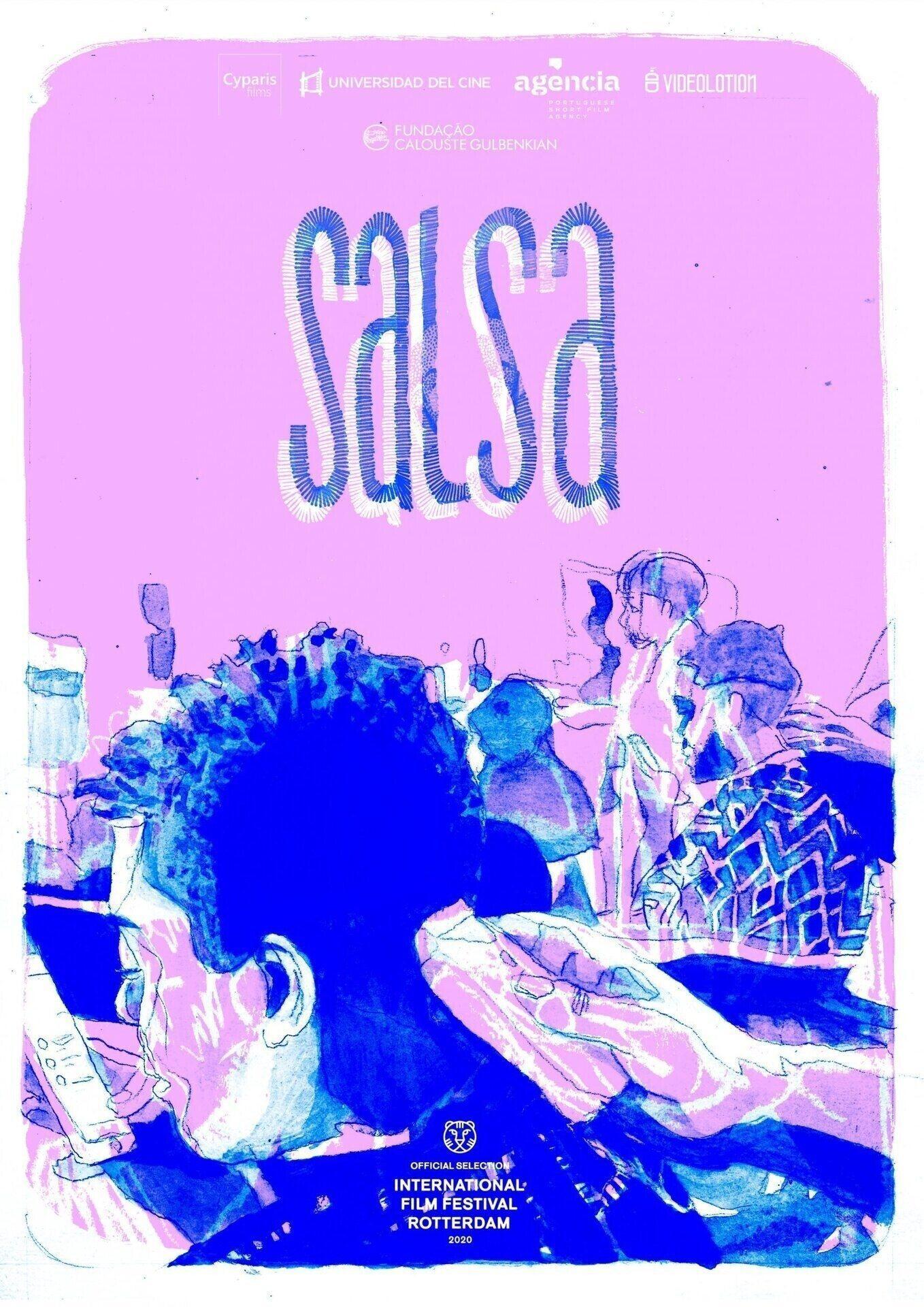 poster de SALSA