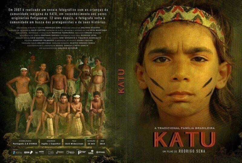 poster de The Traditional Brazilian Family KATU