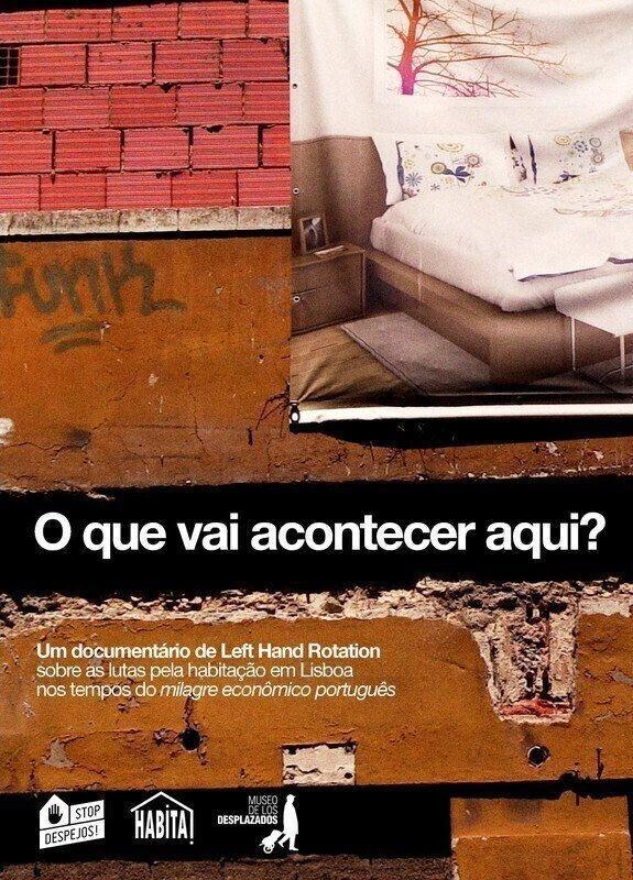 poster de O QUE VAI ACONTECER AQUI?