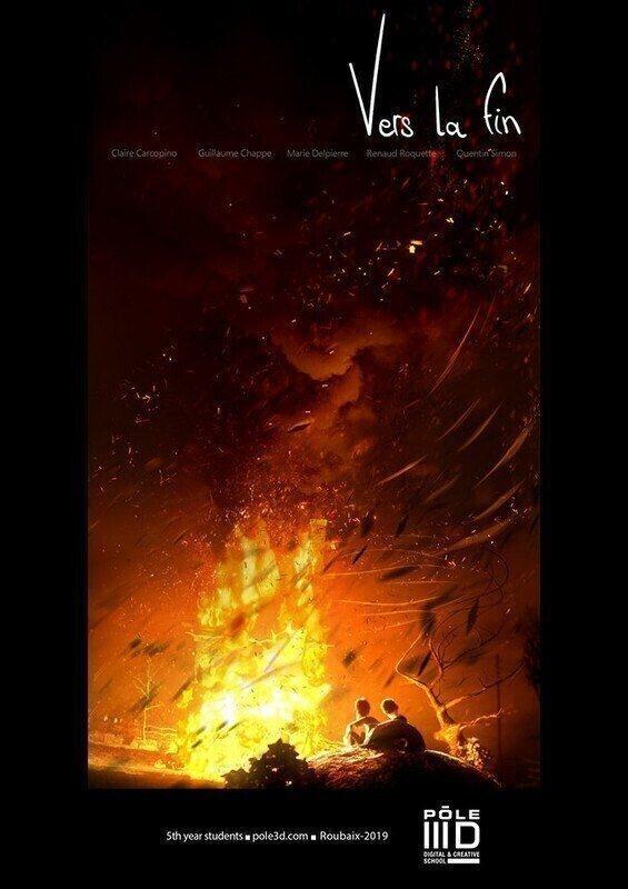 poster de Vers la fin