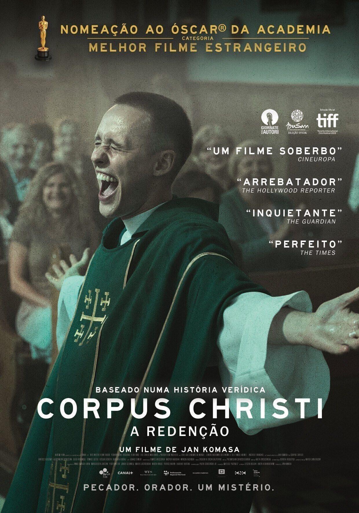 poster CORPUS CHRISTI light y